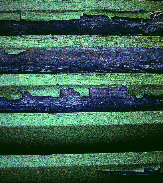 Grün - Blau