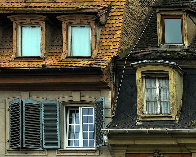 Bold Old Windows