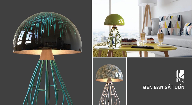 Lamp design - Furniture Design - Vdesign R&D