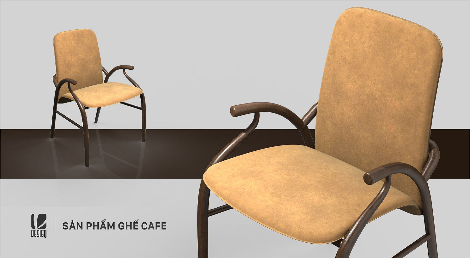 Cafe Chair design - Vdesign R&D