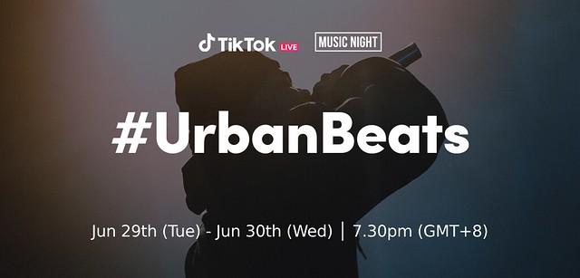 Tiktok Music Night Asia