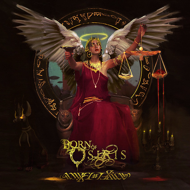 Interview: Lee McKinney of Born of Osiris