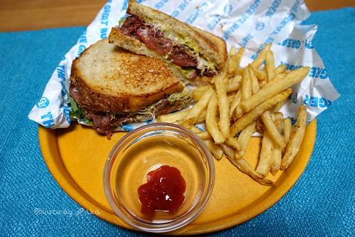 Photo:2020-06-29_ハンバーガーログブック_ Foodpandaで明治神宮前GBのハンバーガーを!【PR】_06 By:Taka Logbook
