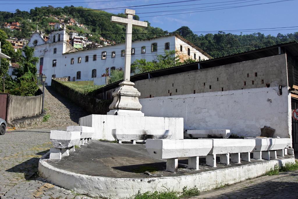 Fotos de obras restauradas pelo Monumenta - Convento de São Bernardino de Sena