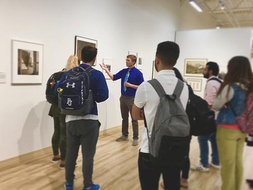 Sordoni Art Gallery Tour