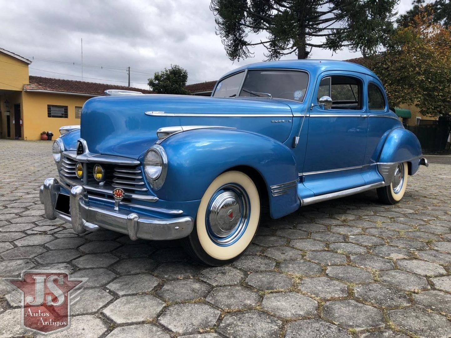 Hudson 1947 Super Six