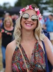 Alan Palmer Image - Blickling - Smiling Lady