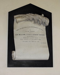 Sir William Henry Ernest Bagge, 1881