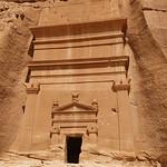 Qasr al-Bint, Hegra (Madain Salih), Saudi Arabia, 1st cent. CE  (3)