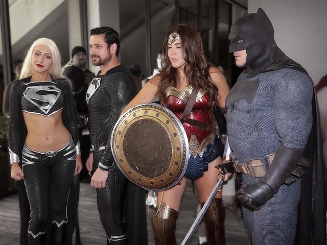 A darker Justice League