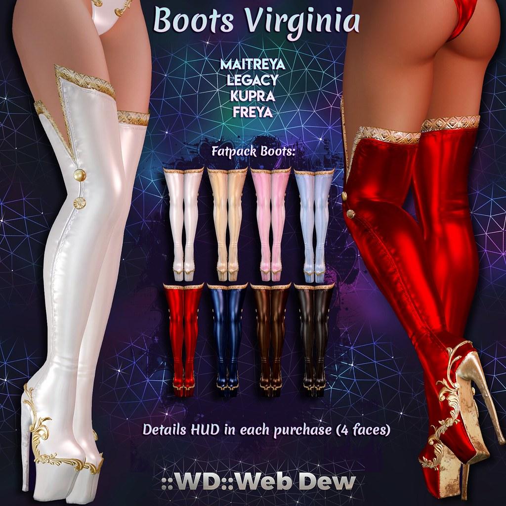 Boots Virginia @ MIIX Event