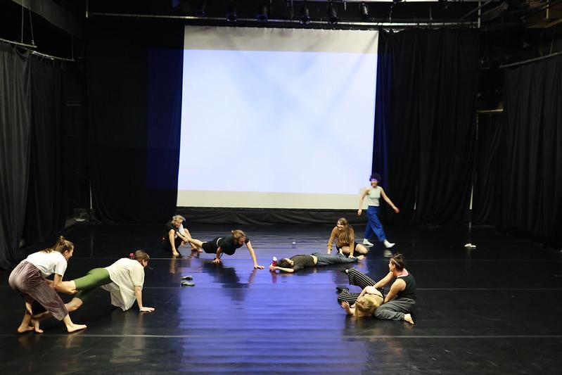 UTOPIA/DYSTOPIA Summer Creative Training (07-13.06.2021)