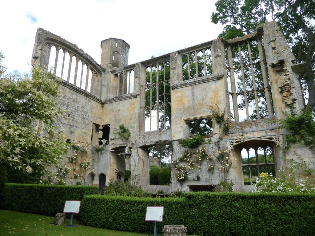 Ruins Garden, Sudeley Castle