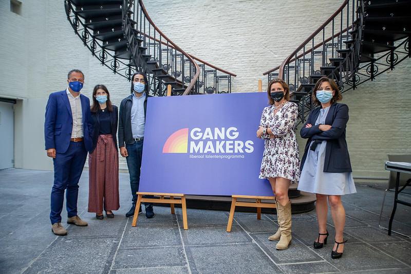 Persconferentie Gangmakers