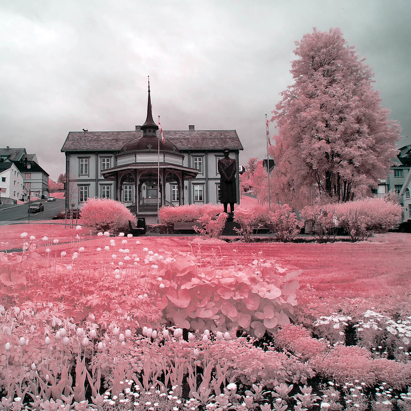 Infrared of the day 30