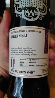 SMWS 113.48 - Ginger Ninja