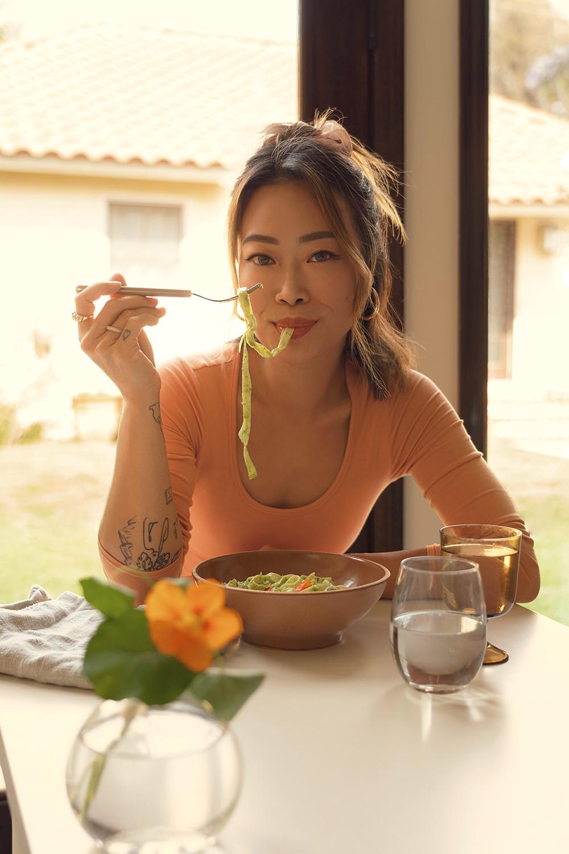03-nasturtium-pesto-pasta-homegrown-farmtotable-recipe-food