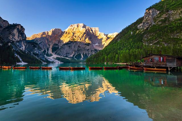 Lago di Braies (on Explore - 30/06/2021)