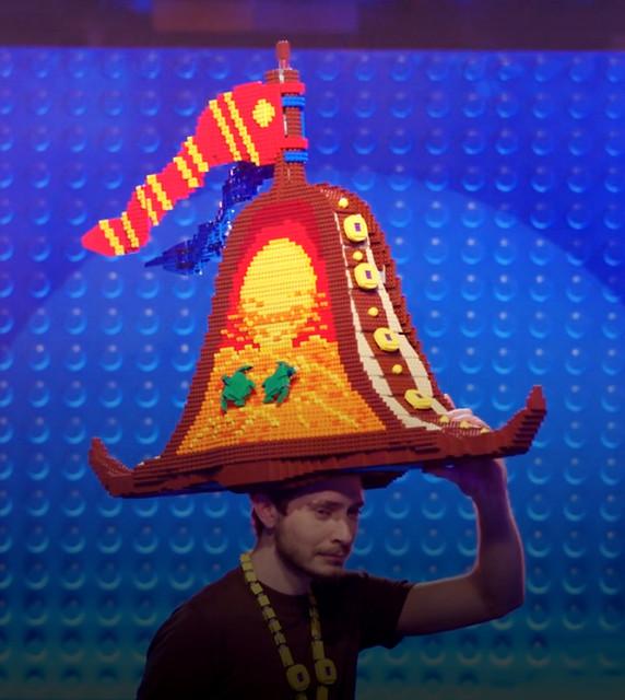 Mark & Steven's Pirate Hat