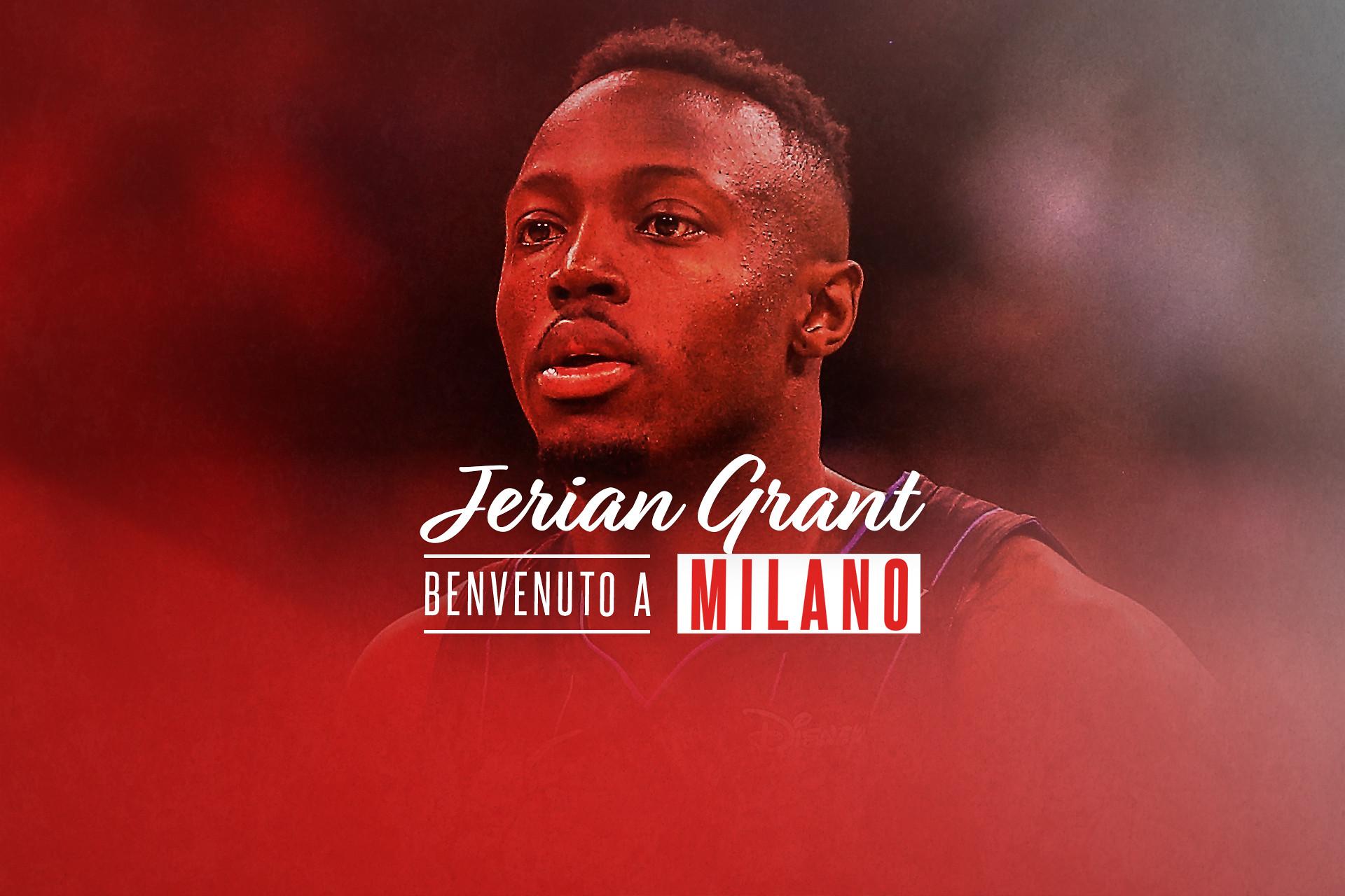 Jerian Gran è un nuovo giocatore dell'Olimpia Milano, accordo biennale