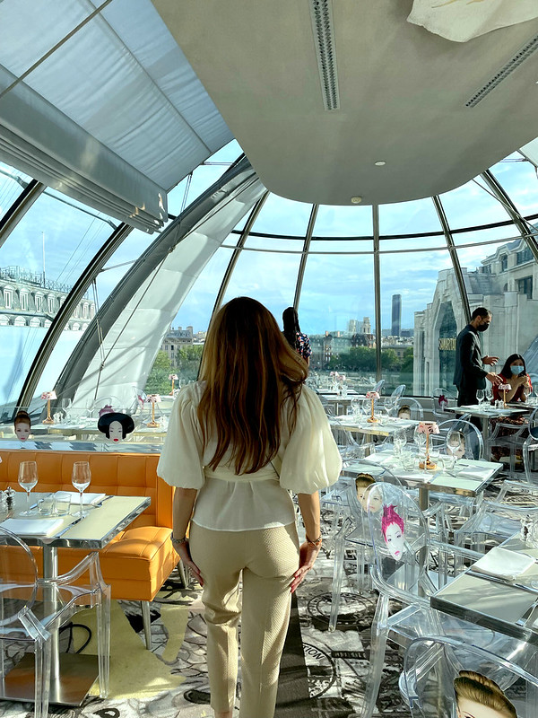 KONG Restaurant, Paris
