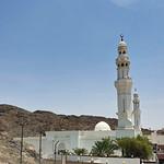 Masjid al-Khandaq (Mosque of the Trench), Madinah, Saudi Arabia