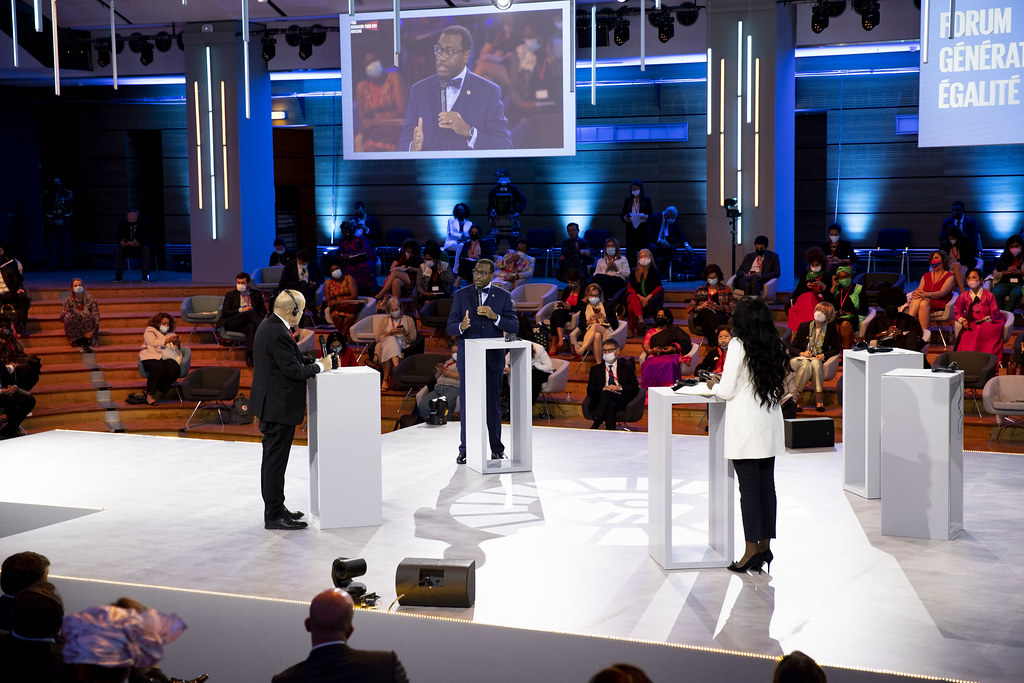Generation Equality Forum: Paris 2021