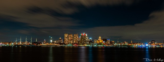 A cold night in Philadelphia..... (Explore Page)