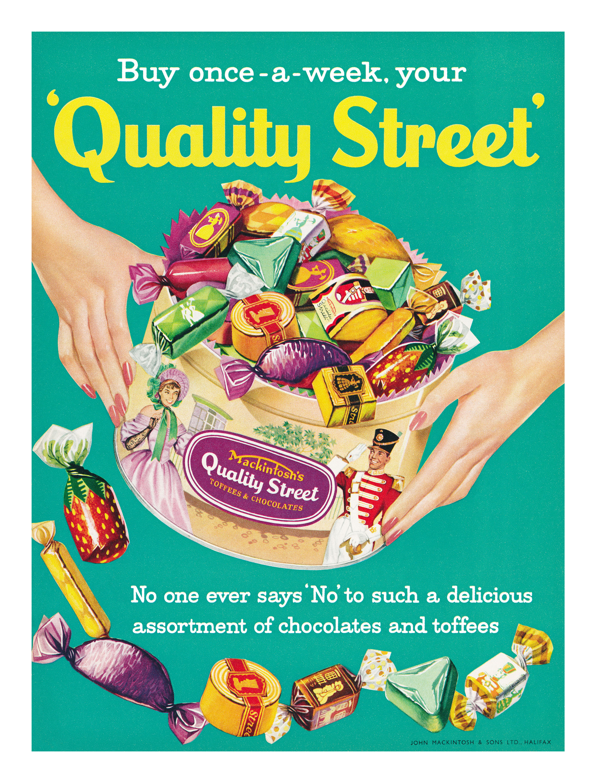 Mackintosh's Quality Street - 1959