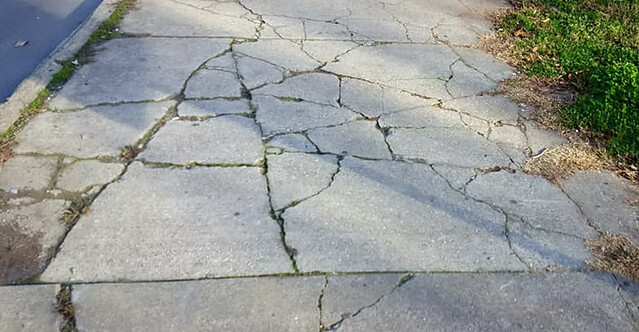 Sidewalk Repair and Replacement Services in NYC