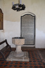 font and benefactions board