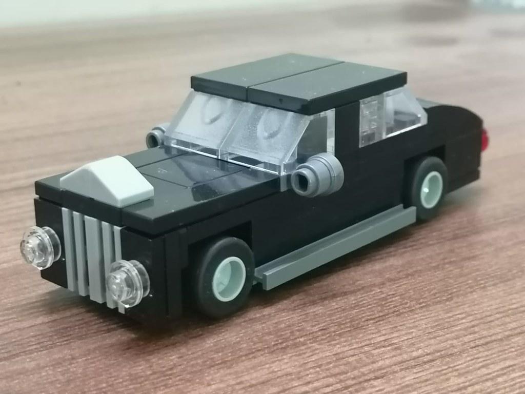 Old Rolls Royce MOC.