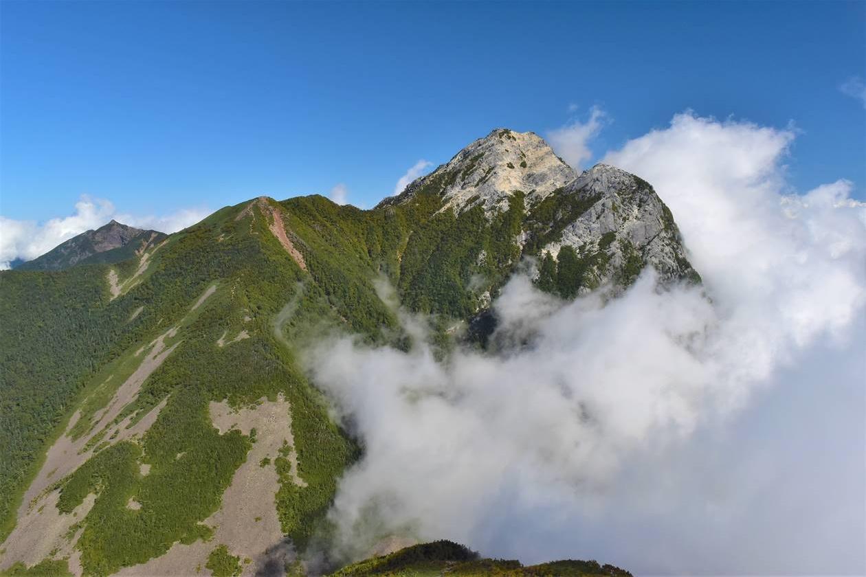 【南アルプス】甲斐駒ヶ岳