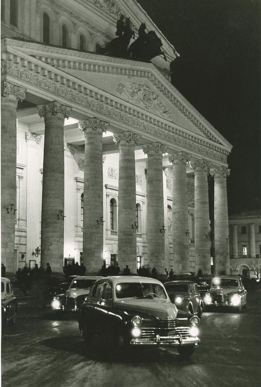 1950. Большой театр