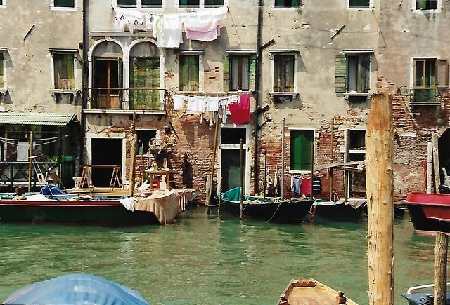 Venezia, Giudecca, Rio del Ponte Longo