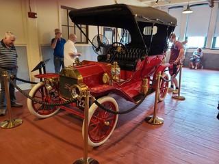 """Ford Piquette Plant""--Plant Tour-August 2021 Newsletter"