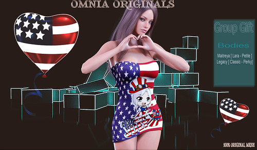 Omnia ,Group Gift 4th July Special