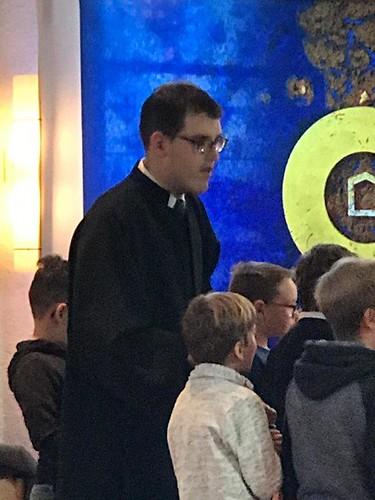 3. Klass Unti Gottesdienst 2019