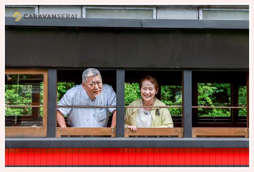 ご結婚40年記念!カップルフォト