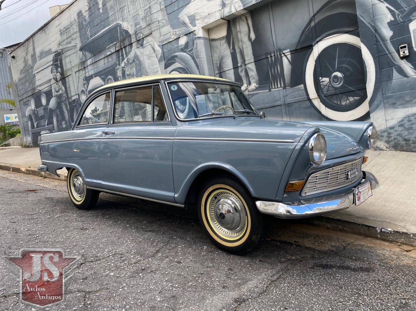 Dkw 1963 Junior De Luxe