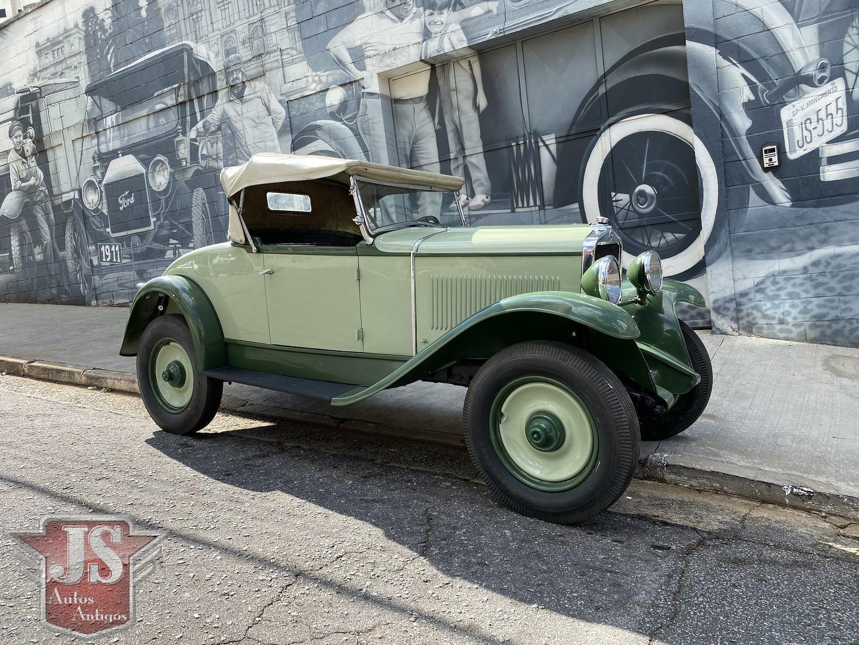 Fiat 1930 514 Roadster
