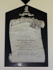 Sir WIlliam Bagge MP, 1880
