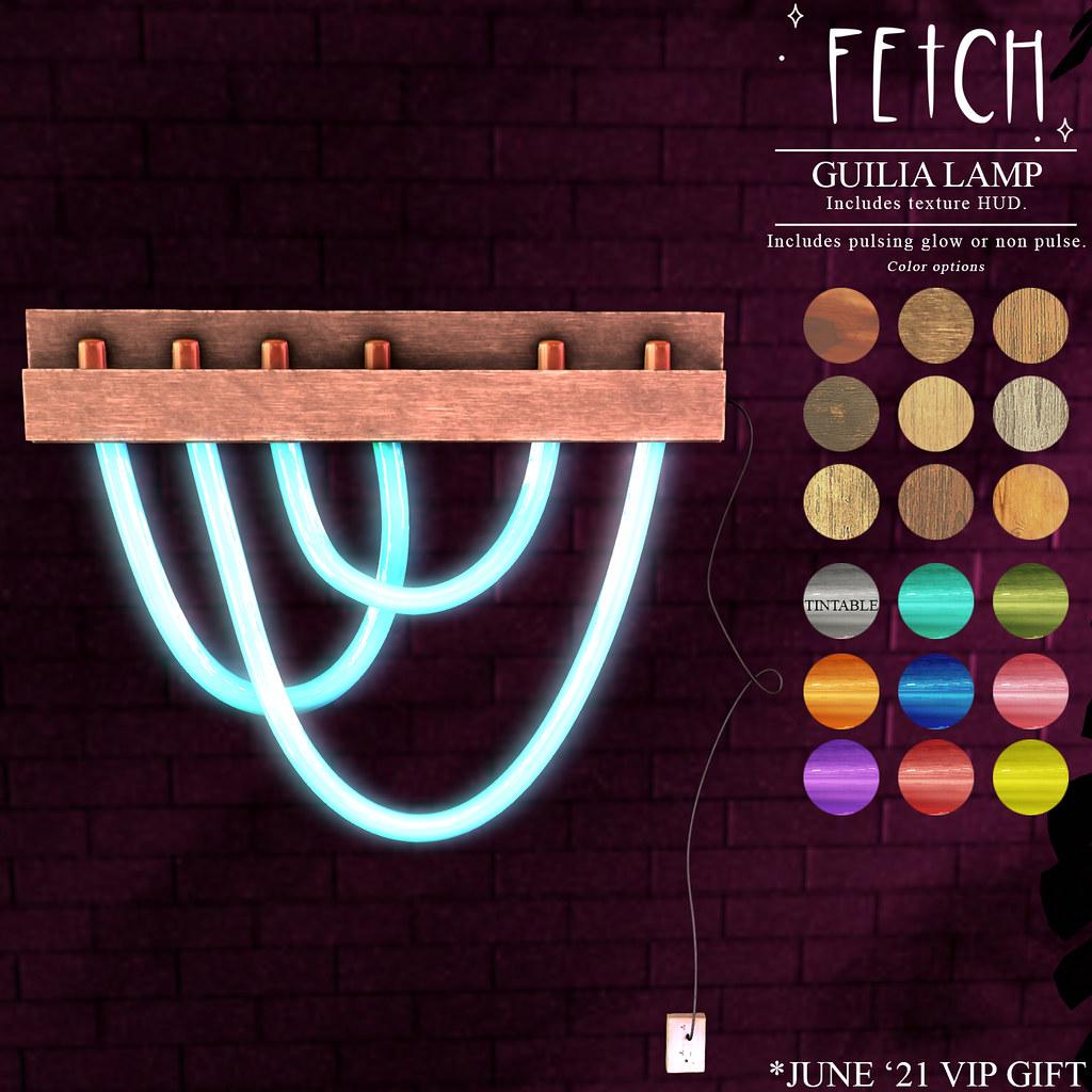 [Fetch] Guilia Lamp @ VIP GIFT!