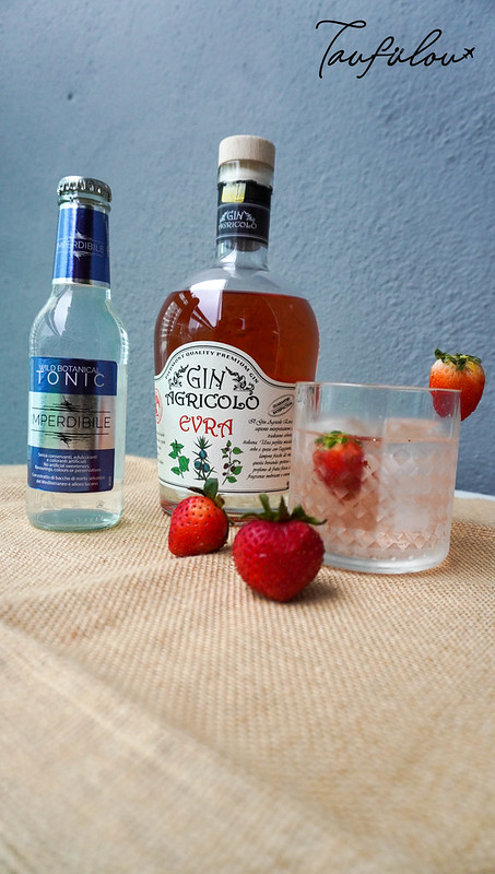 sweet gin cocktail