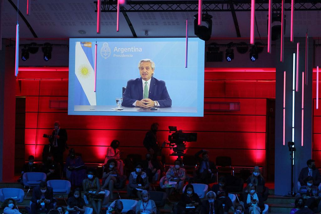 Generation Equality Forum - Paris 2021