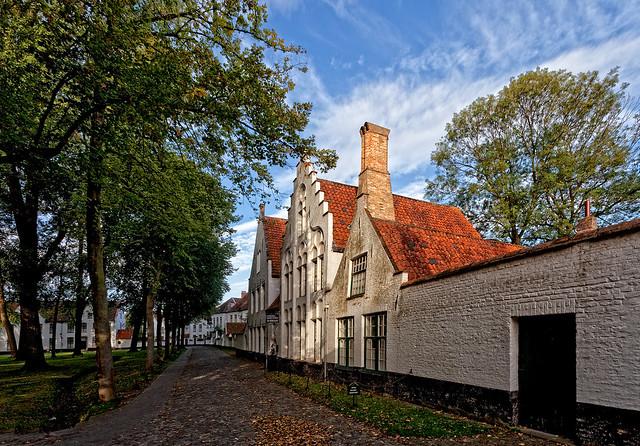 Princely Beguinage Bruges
