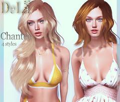 """=DeLa*= hair """"Chantee"""""""