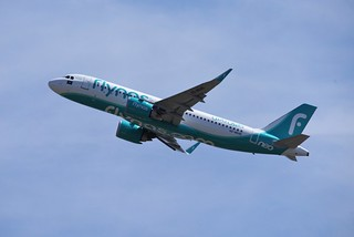 A320n HZ-NS45 Flynas. Delivery