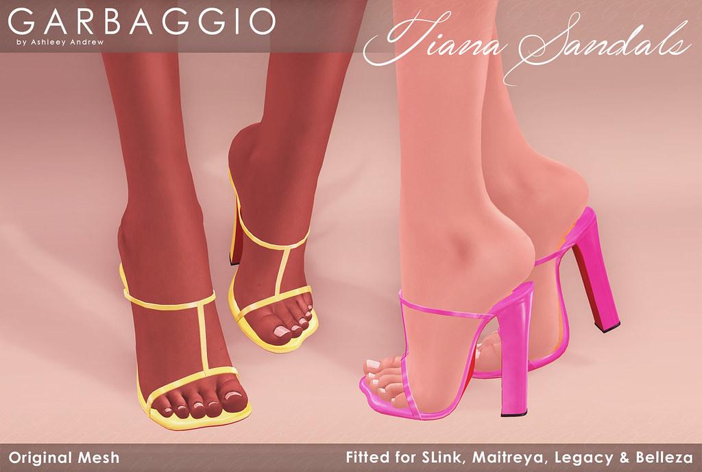 Tiana Sandals