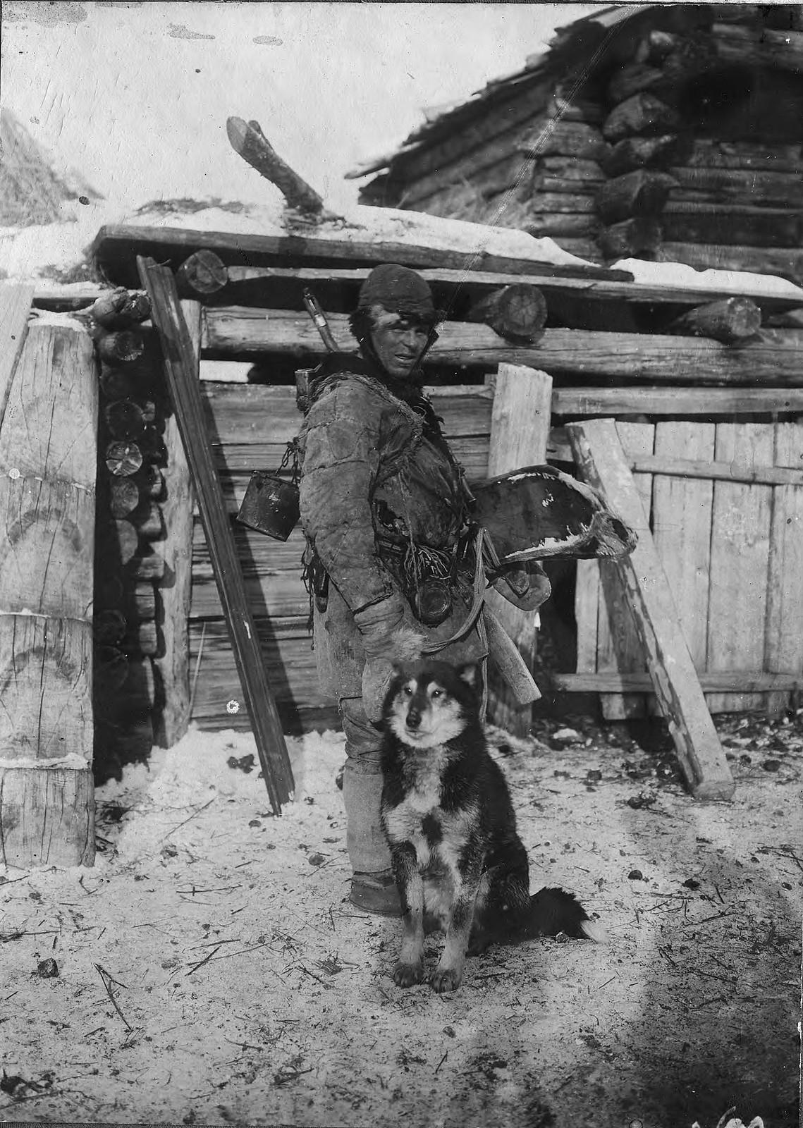 Ангарский охотник